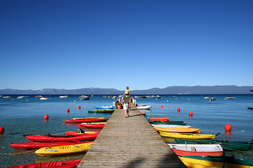 Lake Tahoe and National Parks